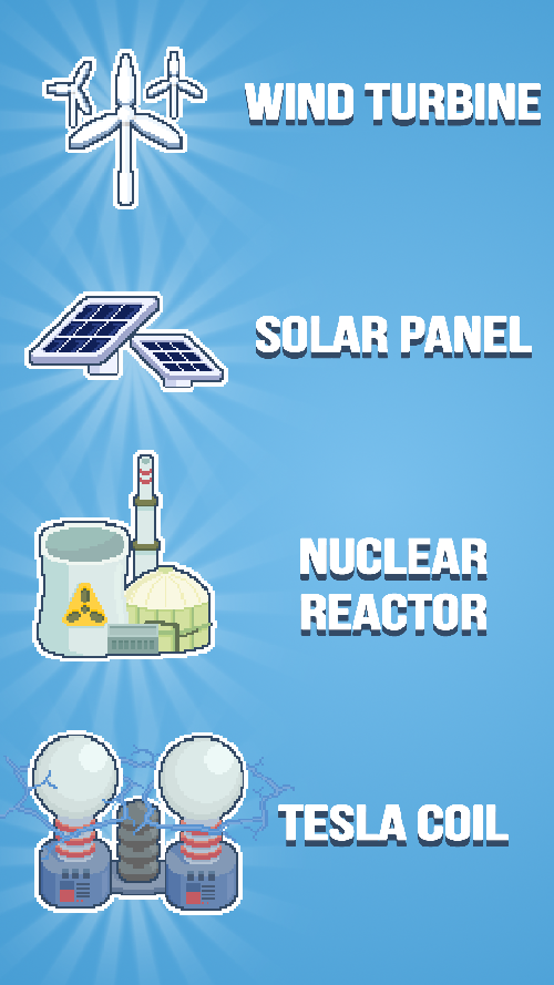 Reactor - Energy Sector Tycoon